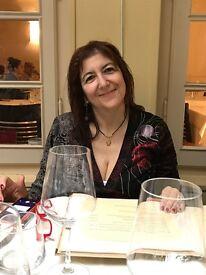 Native Italian language teacher offers classes via Skype or in person