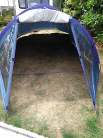 Sun Camp Super Tunnel Tent - 4 Berth
