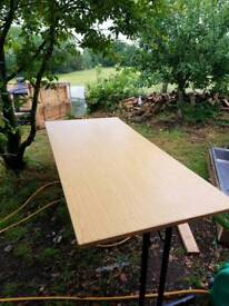 Folding table(s)