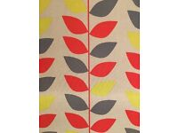 Patterned Kitchen Roller Blind
