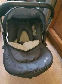 0-12 month Silvercross car seat