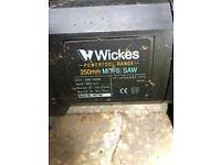 Wickes Mitre Saw