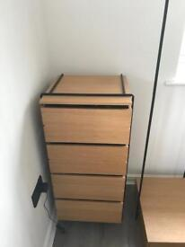 Made. com 4 Drawer Unit