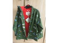 Boys Hatley rain jacket