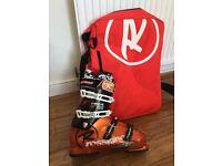 Rossignol Radical S2 110 flex ski boots size 27.5