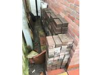 Paving bricks free to a good home