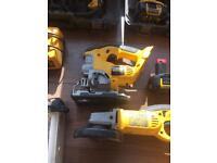 Job lot dewalt 18v plus 230v sds drill dewalt