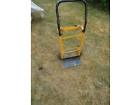 upright and/or pull along - all purpose trolley