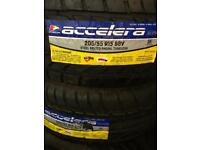 205.55.15 Accelera tyres . New oldish stock