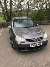Golf 1.9 tdi 3 door sport 2006