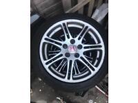 Honda Civic type r alloys ep3