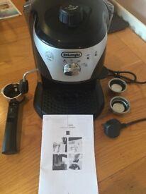 DE LONGHI COFFEE MAKER