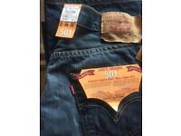 Levi's 501 s Jeans