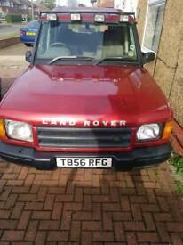 Landrover Discovery td5 spares or repair