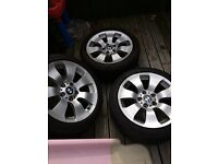 Ellipsis 3 bmw 17inch wheels