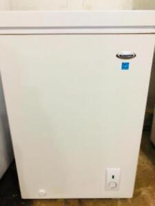 Marathon Small 3 Cubic Foot Chest Freezer, Free 30 Day Warranty, Save The Tax Event