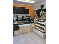 A3 Licensed New Coffee Shop For Sale