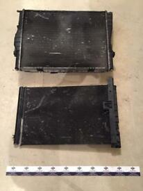 BMW 3 SERIES RADIATOR PACK 320i 318i PETROL PACK AC WATER FAN PACK