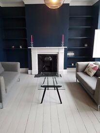 3 Bedroom Large Flat in Tooting Broadway to rent - newly renovated, large living area and garden