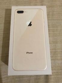 iPhone 8plus 64gb Unlocked