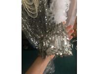 Gatsby Sparkling Dress Occasion wear