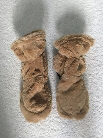 Microwaveable Slippers