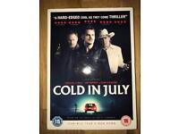 Cold in July - DVD