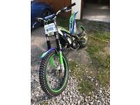 Gas Gas 321 trials bike excellent condition