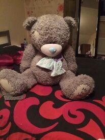 Me to you bear