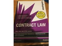 Law express, Contract revision guide, Finch and Fafinski