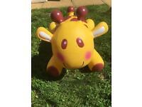 ELC Giraffe Hopper