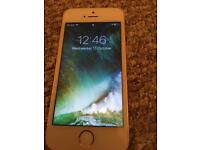 iPhone 5s - 32GB - o2 / giffgaff / Tesco