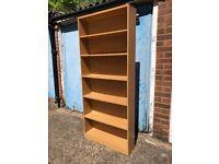 Bookshelves Good as new