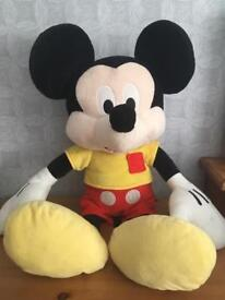 Large Mickey Mouse Teddy