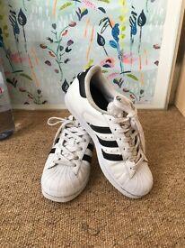 adidas superstar super trainers super condition size 4