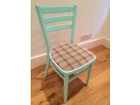 Charming single chair, shabby sheek