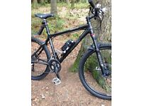 Full Carbon Giant xtc composite might p-exchange (Pristine condition)hardtail