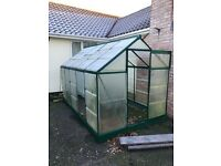 10x6 greenhouse