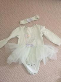 Tinker bell outfit 12-18 months