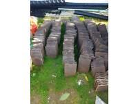 Broseley tiles brown