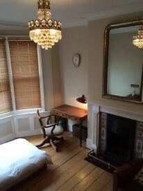 Lovely single room in vegetarian kemp Town house