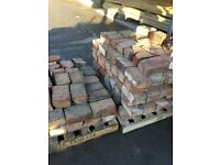 RECLAIMED BRICKS 150 x 225 x 100