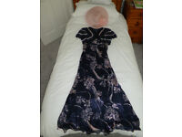Jaques Vert - Mother of the Groom outfit, size 12, Navy and Pink.