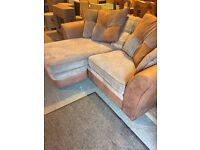 clean corner sofa