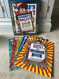 Where's Wally 5 BOOK Collection