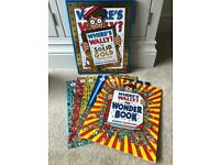 Where's Wally 5 BOOK Collection