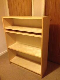 Beech BILLY bookcase