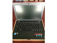 Lenovo 11.6 inch Ideapad 100S in red. Absolutely pristine condition still boxed.