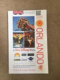 Orlando 2017 travel book