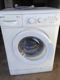 Beko 1400 spin washing machine 3 yrs old Immaculate